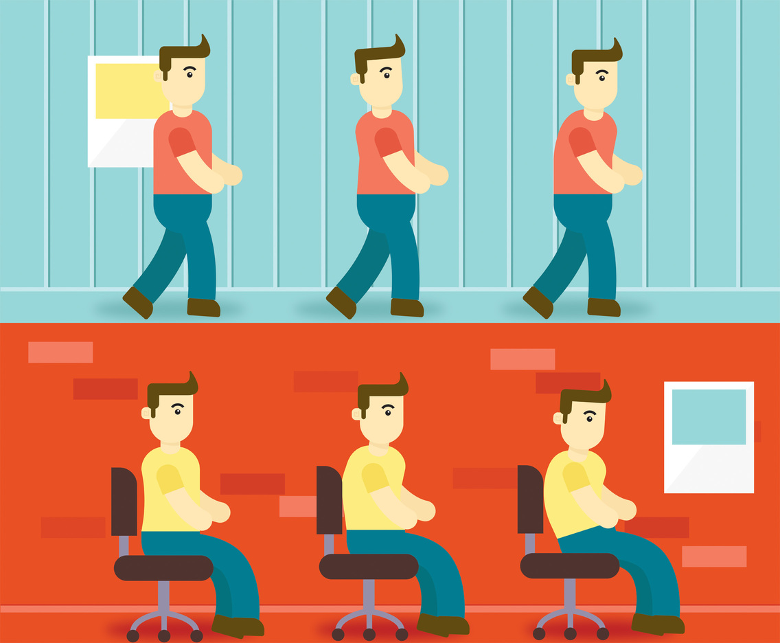 Posture Vector Pack
