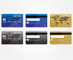 Visa Card Vector Pack