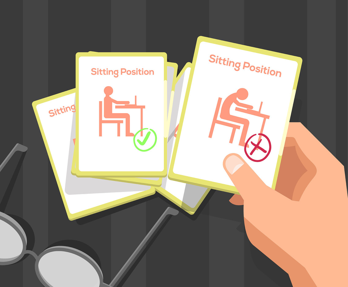 Sitting Posture Vector