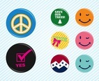 Positive Badges