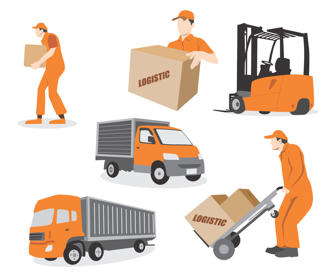 Logistic and Delivery Vector