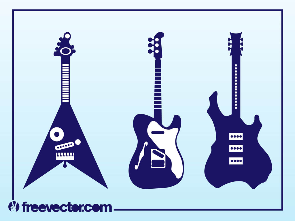 Vector Electric Guitars