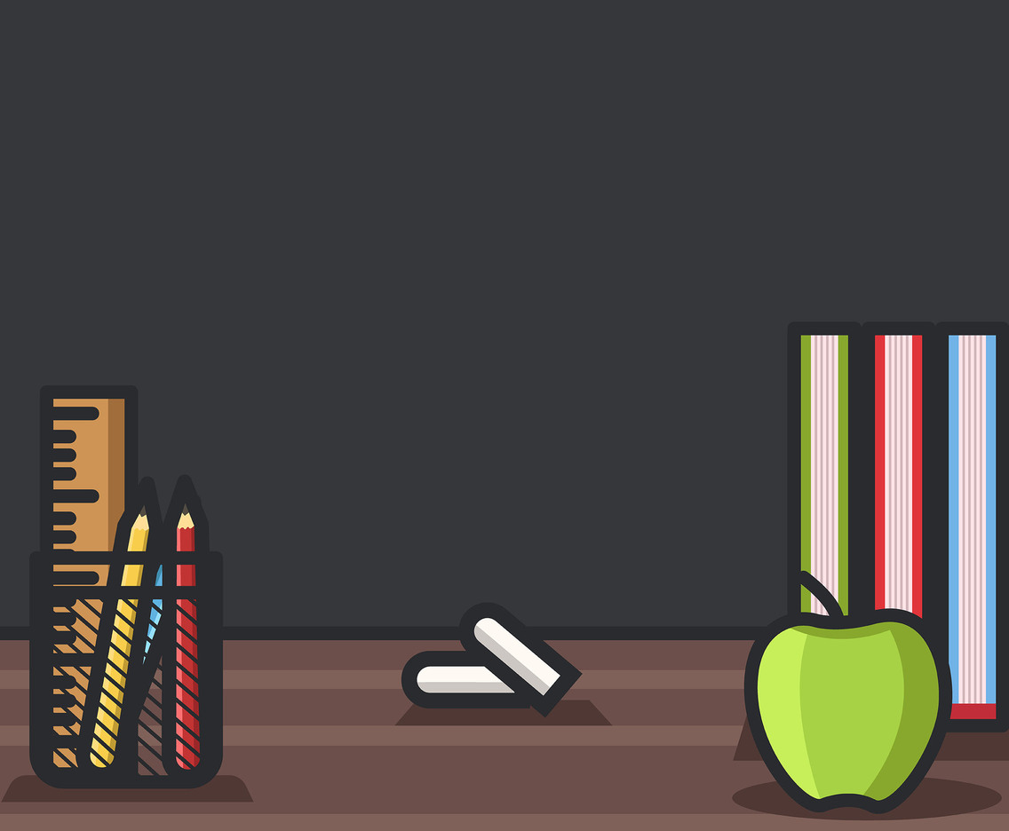 Education Background With Books Vector Vector Art ...