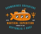 Awesome Submarines Vectors