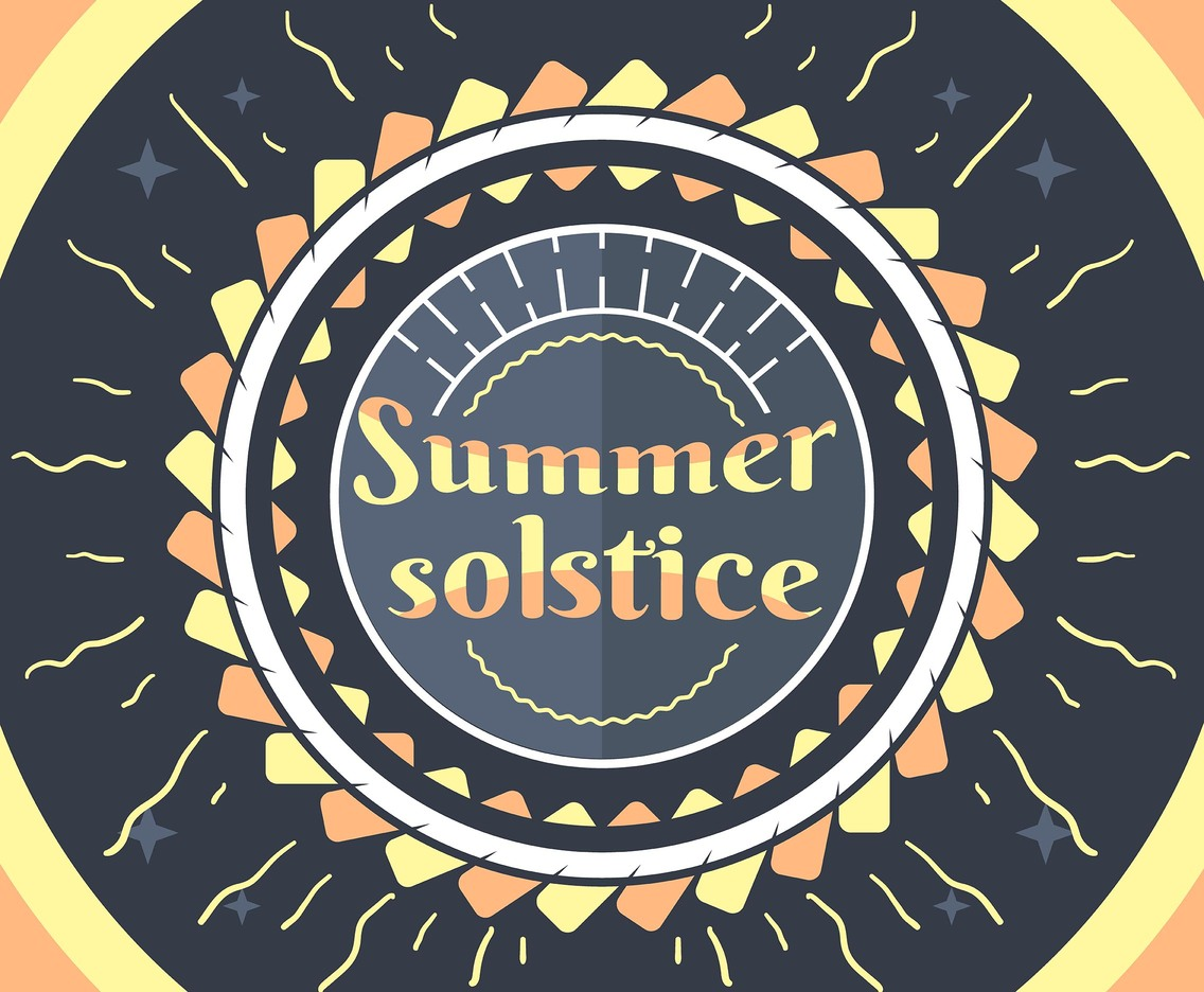 Summer Soltice Vector