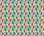 Psychedelic Pattern Vector