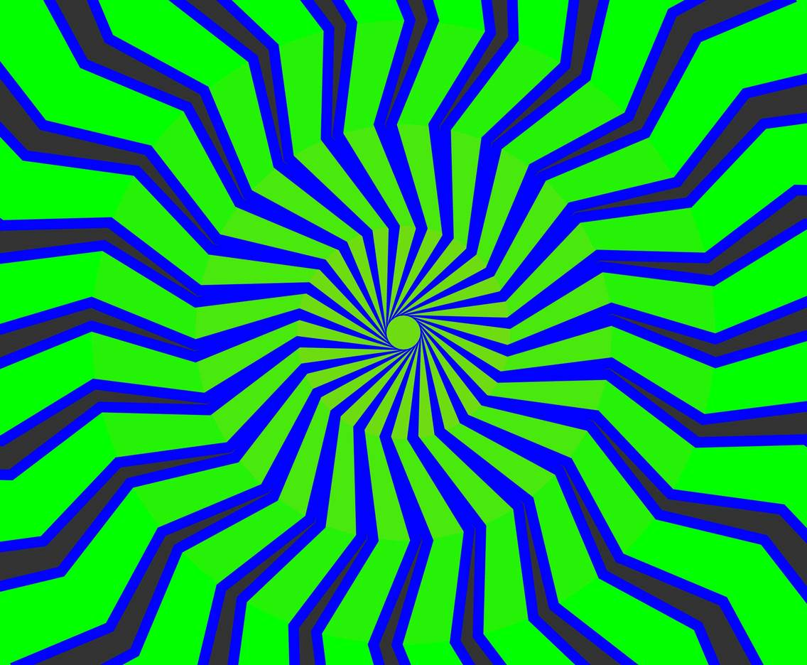 Cute Psychedelic Pattern