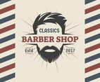 Awesome  Barber Shop Vectors