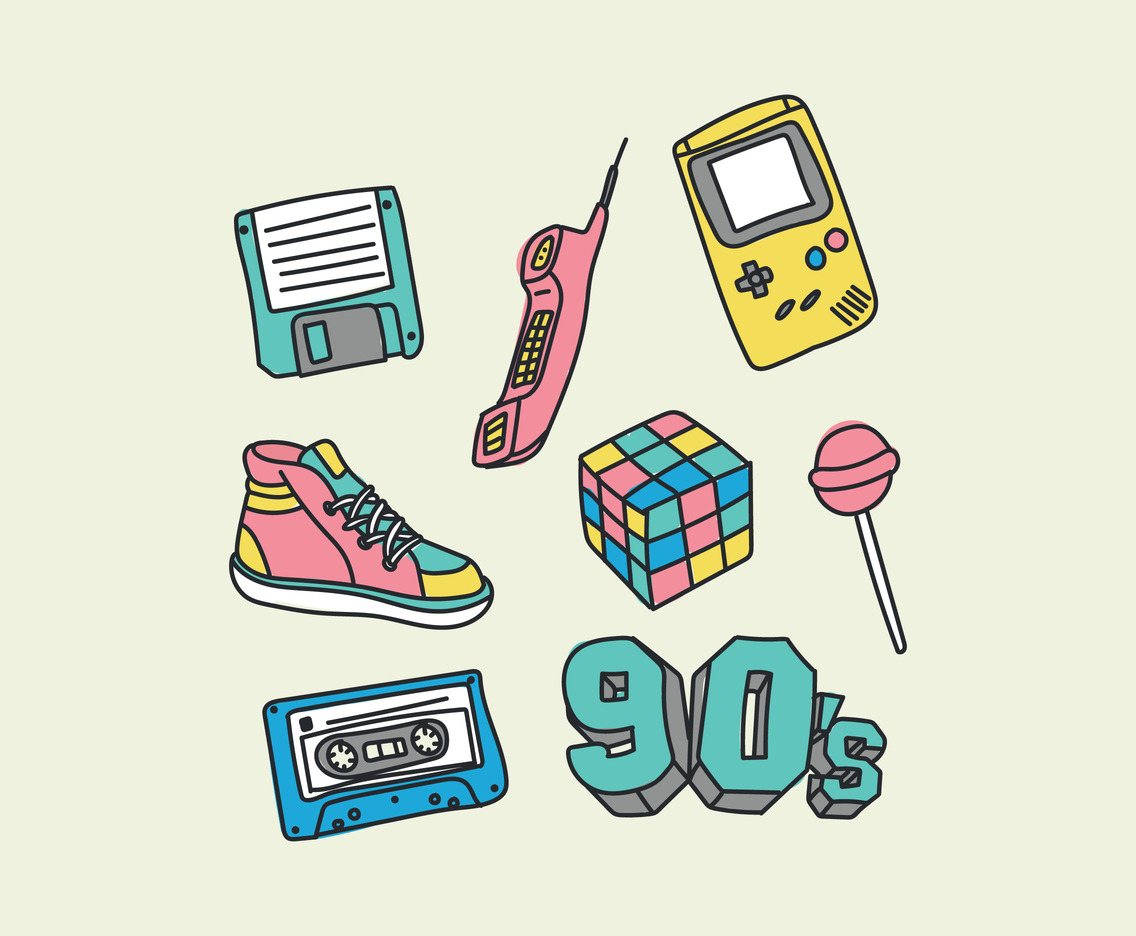 Elements From The 90's