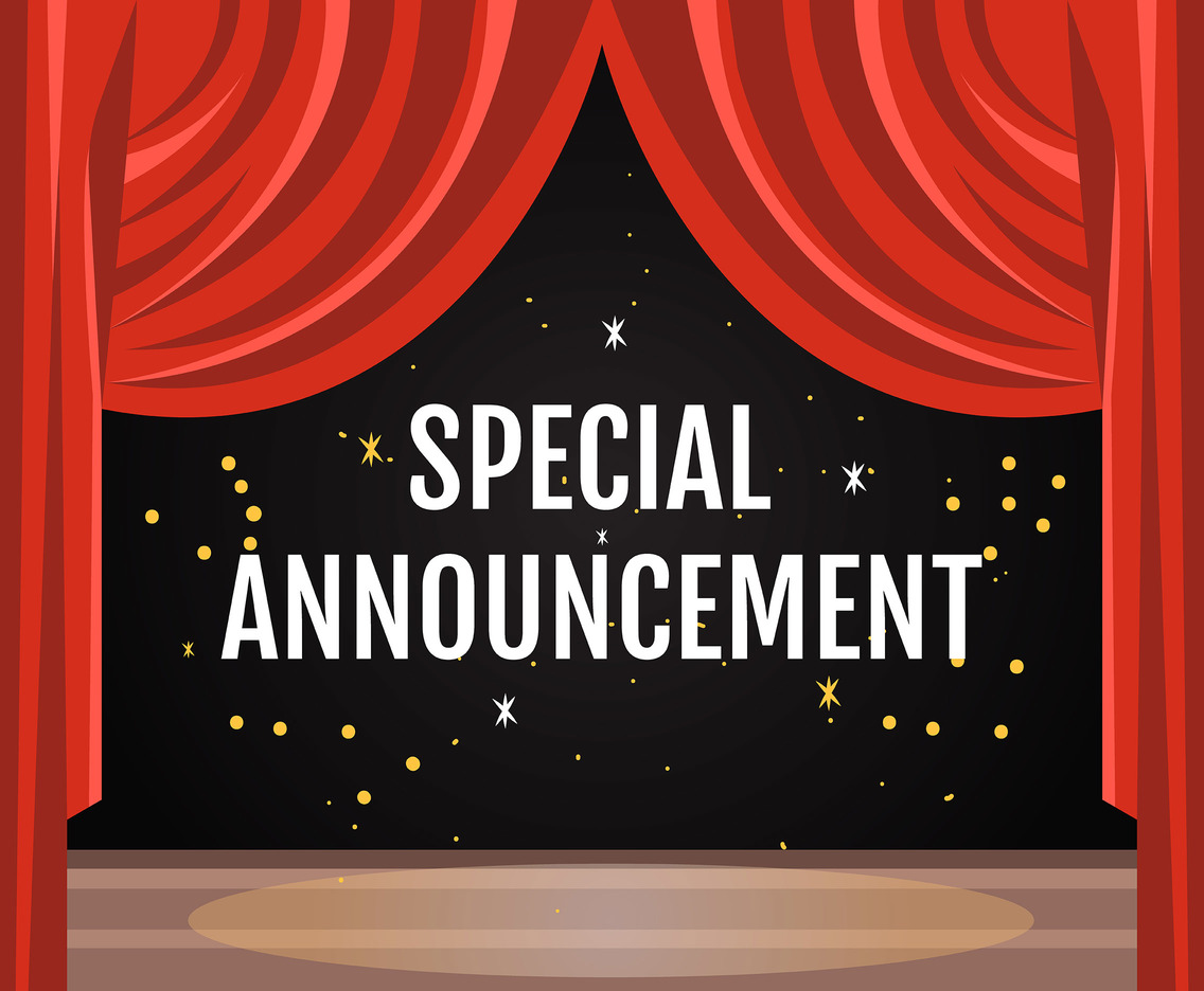 Special Announcement Stage Vector Art & Graphics ...