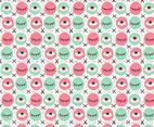 Modern Hand Drawn Pattern Vector