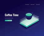 Coffee Mug Interface