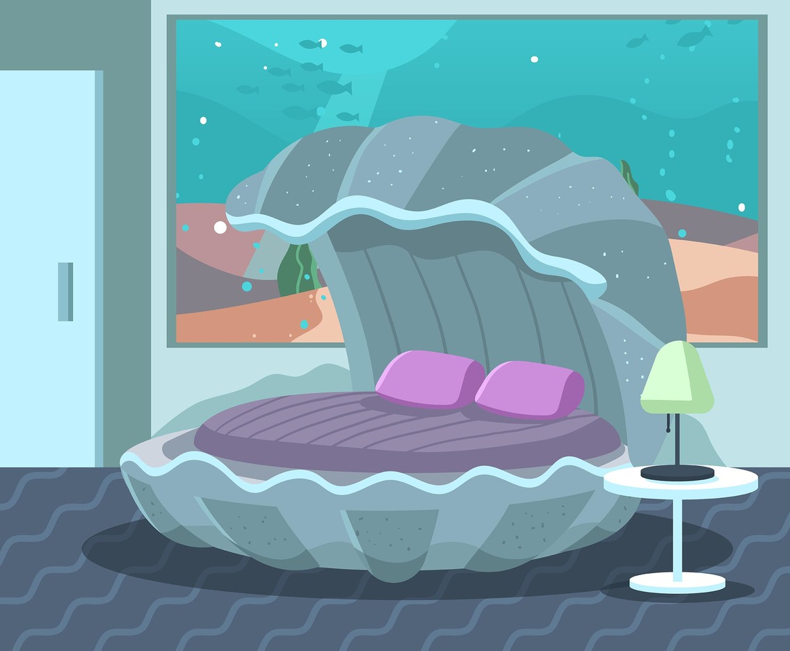 Clam Bed