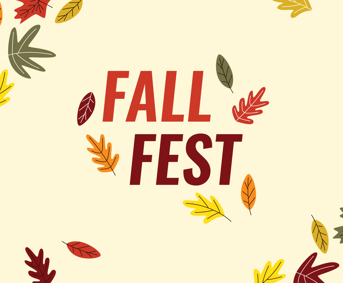 Fall Fest Background