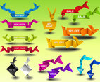 Sale Ribbon Graphics