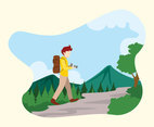 Exploring Nature Vector