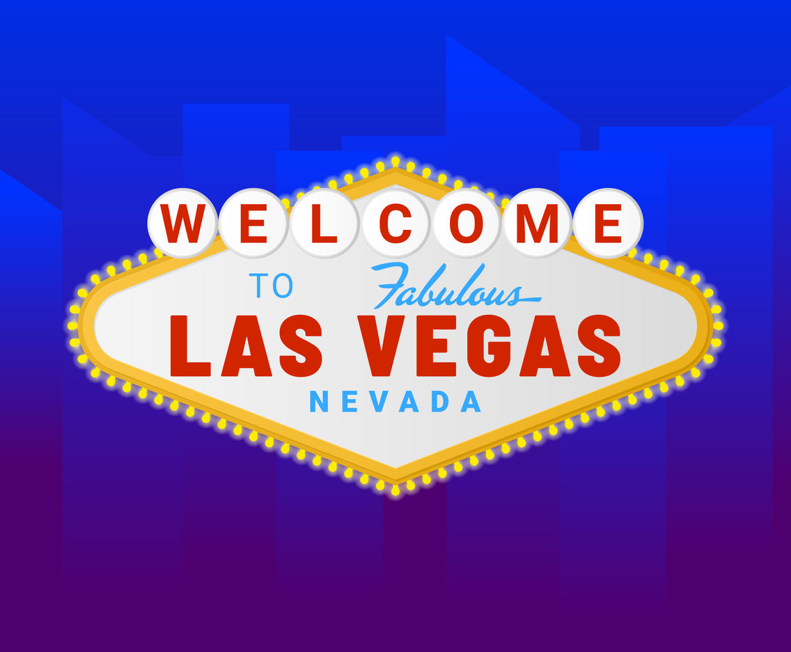 Awesome Las Vegas Vectors