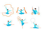 Gymnastic Athletes
