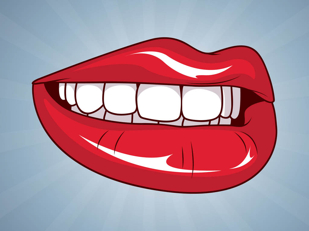 Image result for lips cartoon images free