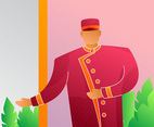 Outstanding Bellhop Vectors