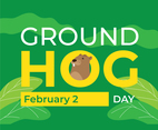 Happy Ground Hog Day