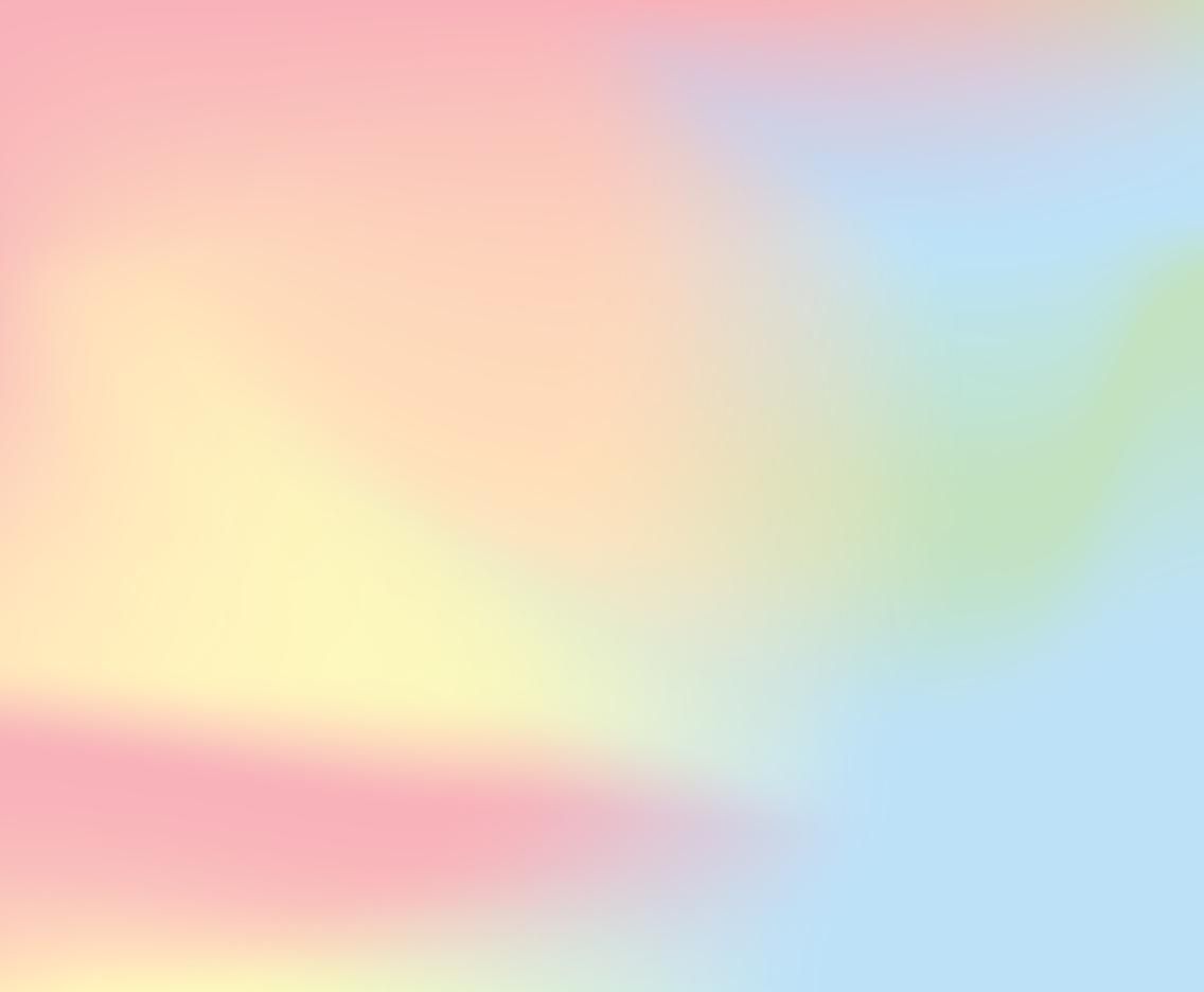 Holographic Pastel Background