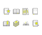 Book Linear Icon