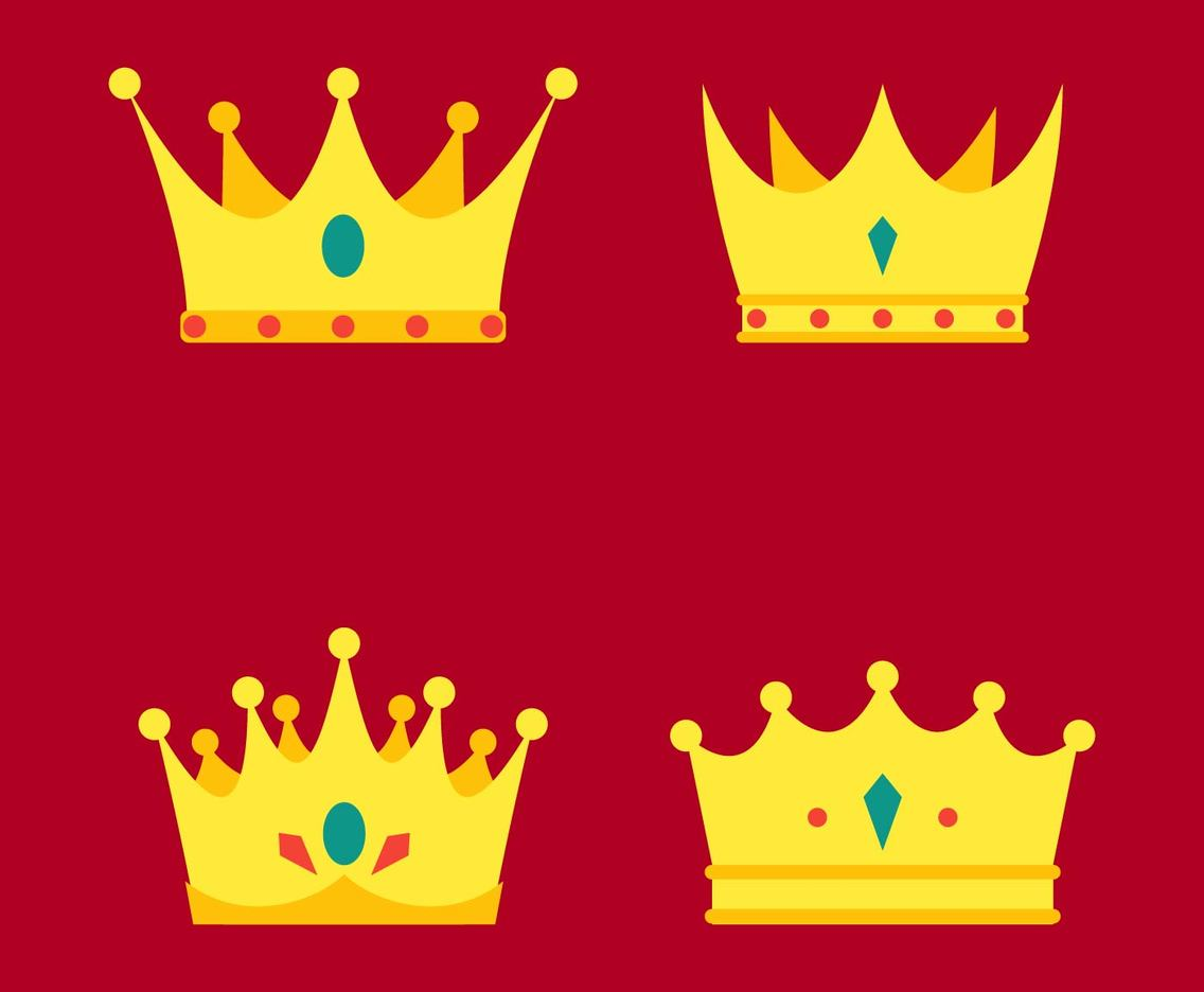 Outstanding Crown Clipart