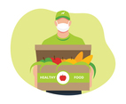 Healthy Food Courier