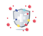 Medical Shield Concept