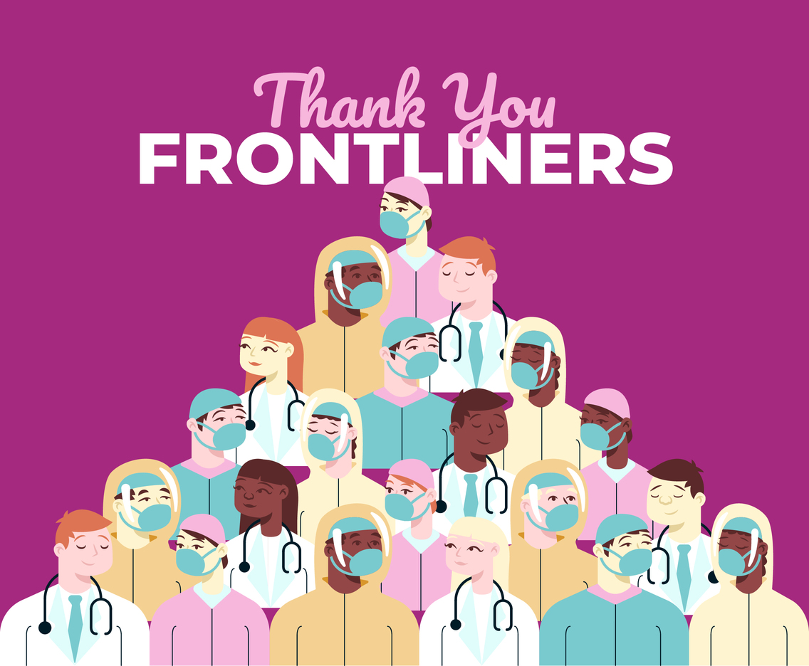 Frontliners Medical Professionals