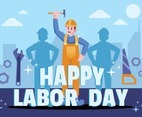 Labor Day Celebration with Technicians