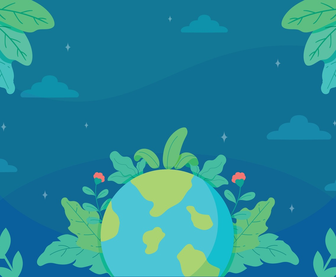 Save The Planet Background