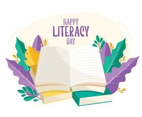 Books as a Symbol of International Literacy Day