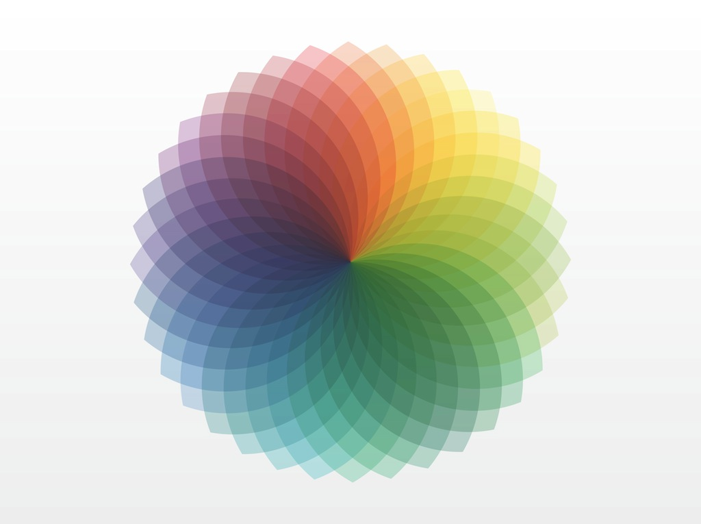 Color Wheel Spectrum