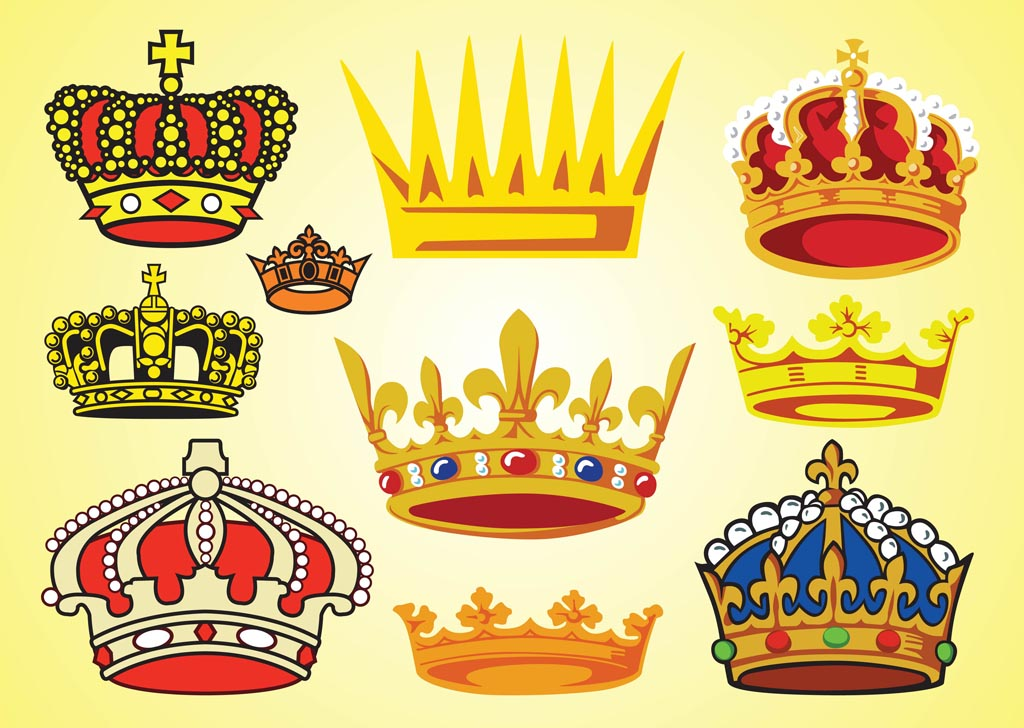 crown clipart vector free - photo #50