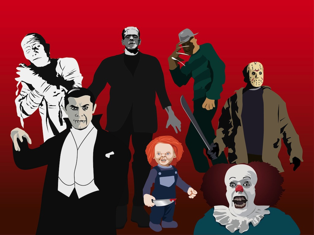 Horror Characters