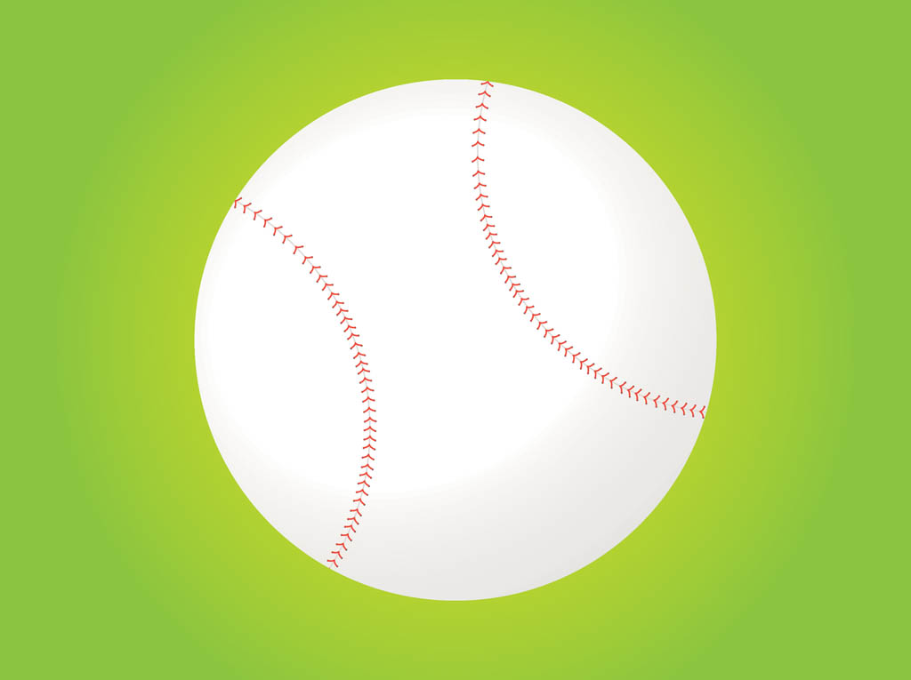Baseball Ball Graphics