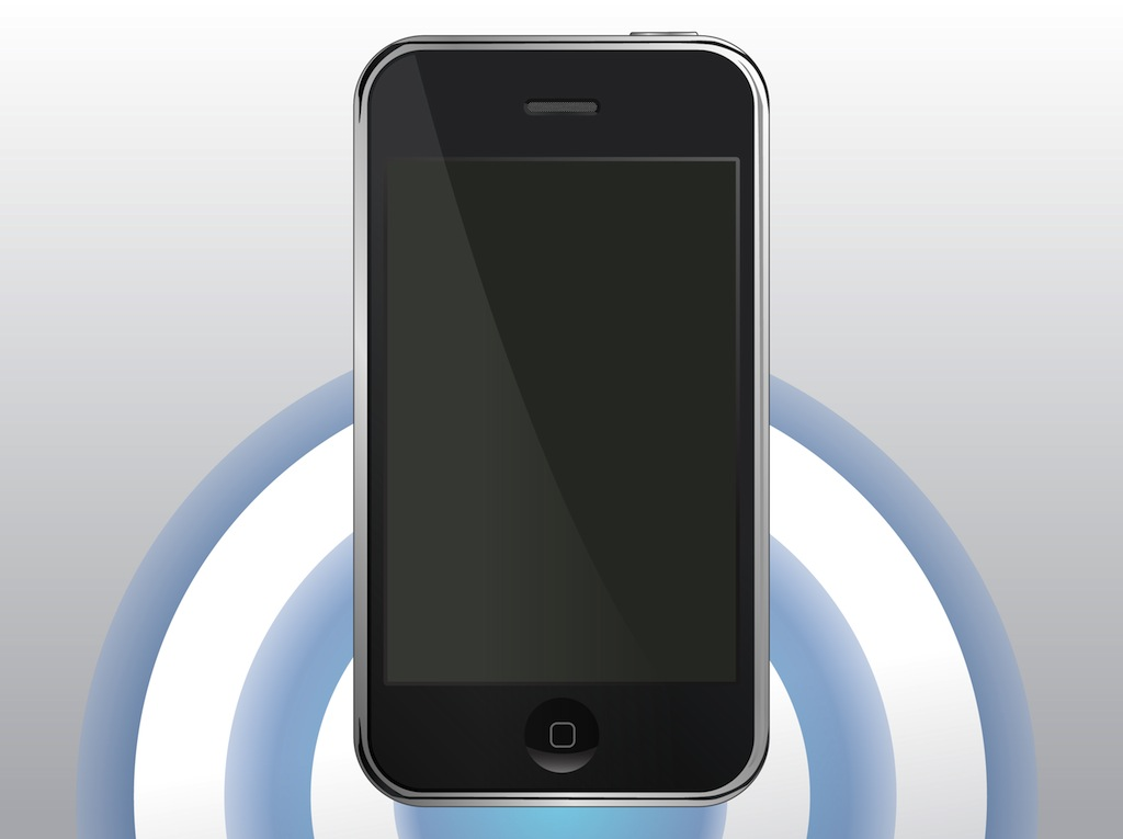 iPhone 3G Vector