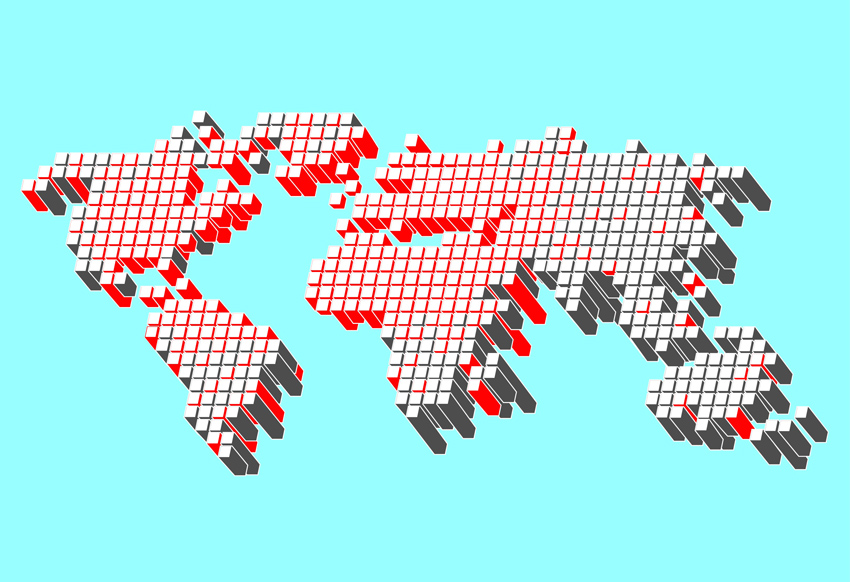world map vector free download. Free World Map Vector