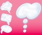 Speech Balloon Graphics