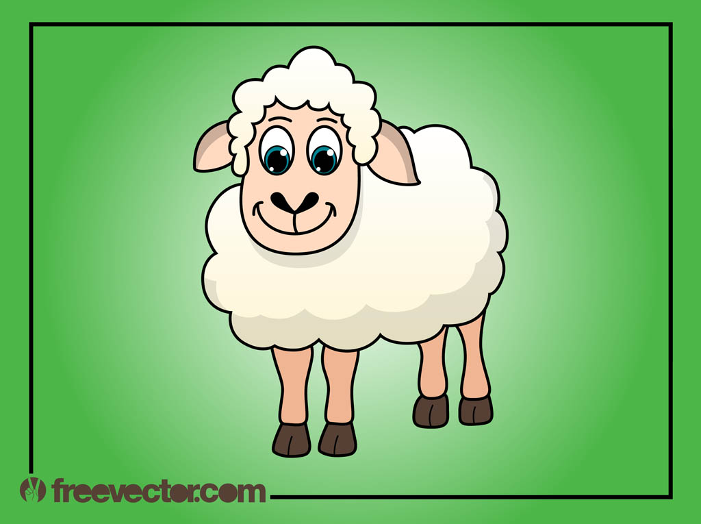 Gallery For gt Baby Lamb Cartoon Eyes