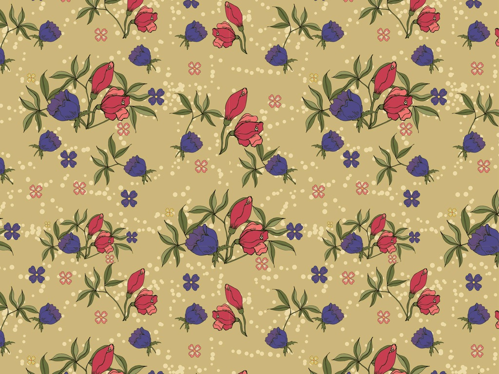 Stylish Retro Pattern