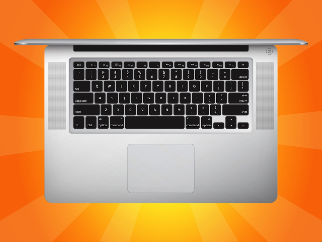 MacBook Vector