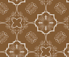 Retro Brown Pattern