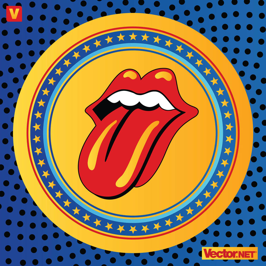 Rolling Stones Mouth