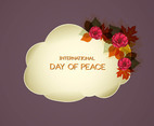 Day Of Peace Vector