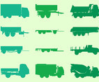 Trucks Graphics Set