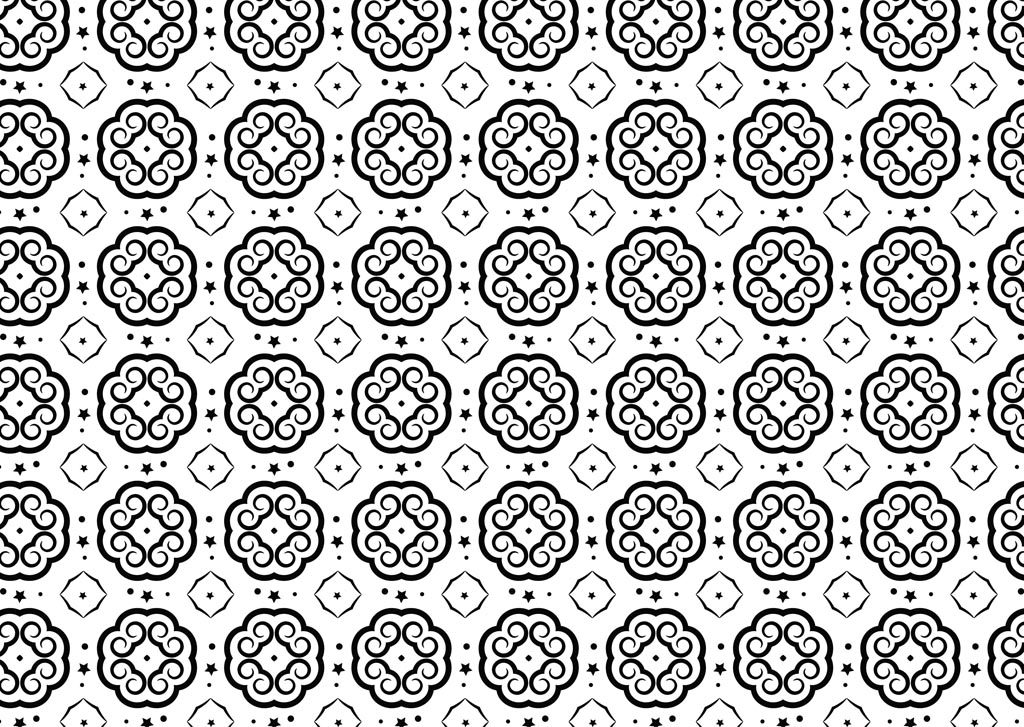 Decorative Vector Pattern