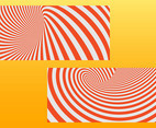 Swirling Vector Backgrounds